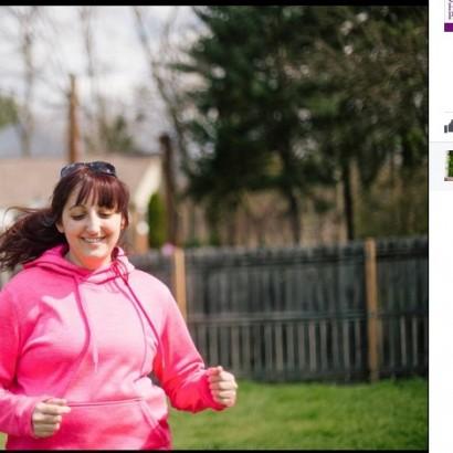 【海外発!Breaking News】友人に腎臓を提供するため、20kg減量した女性(米)