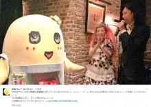 【エンタがビタミン♪】神田沙也加を「必ず幸せにする」 ふなっしーに約束した村田充