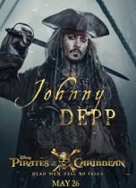 【イタすぎるセレブ達】ジョニー・デップ、『パイレーツ・オブ・カリビアン』最新作は「初めて最後まで観た」