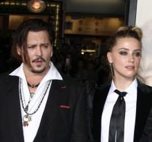 【イタすぎるセレブ達】ジョニー・デップ、元妻アンバー・ハードの「激しい濡れ場」も破局の一因か