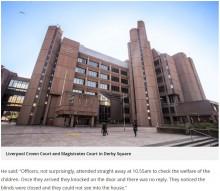 【海外発!Breaking News】幼い子供2人を置き去りに 2週間家を空けた母親、育児放棄で懲役刑(英)