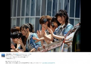 """【エンタがビタミン♪】AKB48メンバーと指原莉乃""""神戸開港150年パレード""""に参加 大家志津香「人気者な気分でした」"""