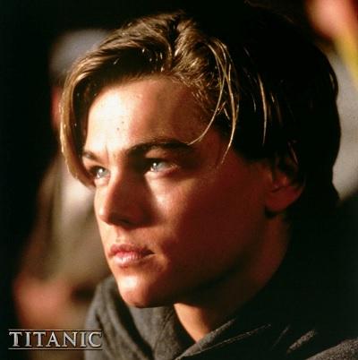 タイタニックのジャックに、モデルがいた?(出典:https://www.facebook.com/TitanicMovie)