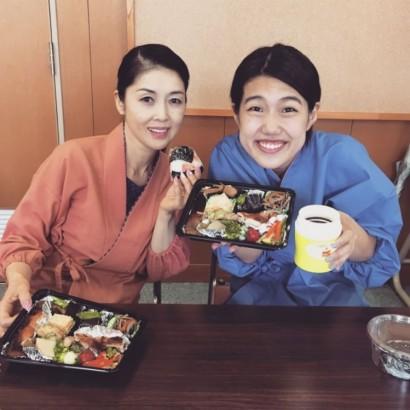 【エンタがビタミン♪】横澤夏子、藤あや子との2ショットに「顔は遠近法ですよね?」