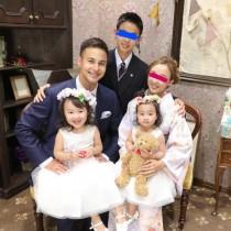 【エンタがビタミン♪】ユージ一家の家族写真が素敵! 「みんなの笑顔がとても幸せそう」