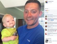 【海外発!Breaking News】約2億分の1の確率で生まれた無鼻症の男児、2歳でこの世を去る(米)