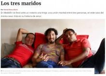 【海外発!Breaking News】コロンビアの裁判所が「男性3人の結婚」を認める!