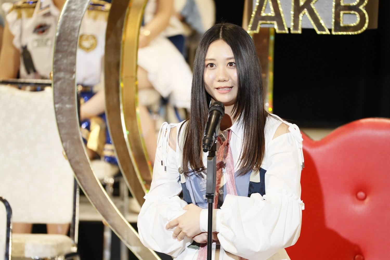 14位の古畑奈和(SKE48)(C)AKS