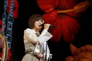 9位の岡田奈々(AKB48/STU48)(C)AKS