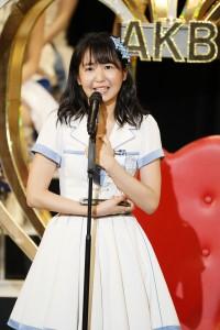 8位の惣田紗莉渚(SKE48)(C)AKS