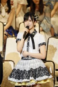 20位獲得も結婚発表した須藤凜々花(NMB48)(C)AKS