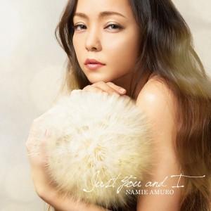 安室奈美恵『Just You and I』CD