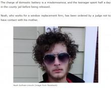 【海外発!Breaking News】チーズバーガー1個をめぐり母親に暴行 19歳息子を逮捕(米)