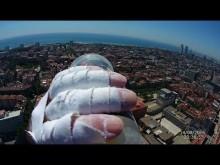 【海外発!Breaking News】高層ホテルを命綱なしで登り切ったフランスのスパイダーマン ビル登りは12歳から<動画あり>