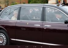 【イタすぎるセレブ達】英エリザベス女王「シートベルトをしていない」と通報される