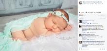 【海外発!Breaking News】体重6kg超の赤ちゃん誕生 ママは「お腹から幼児が出てきたと思った」(米)