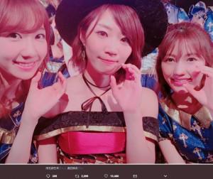 """【エンタがビタミン♪】田名部生来""""AKB48卒業公演""""に柏木由紀が感慨「3期はわたしが守る」"""