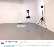 """【エンタがビタミン♪】吉川愛『愛してたって、秘密はある。』で""""奇跡の1枚"""" ジャンプ力がまるで「舞空術」"""