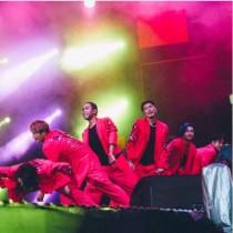 【エンタがビタミン♪】EXILE THE SECOND タイで見せた『Choo Choo TRAIN』が「楽しそう!」