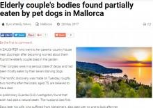 【海外発!Breaking News】夫急死に認知症の妻、なす術なく衰弱死 飼い犬は彼らを食べて飢えをしのぐ(スペイン)