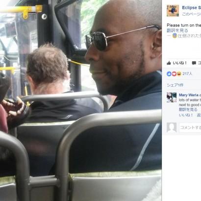 【海外発!Breaking News】バスのひとり旅が大好き シアトルで今一番人気の犬「エクリプス」号