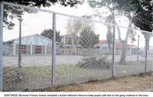 【海外発!Breaking News】今や常識!? 防弾フェンスを設置する小学校(南ア)