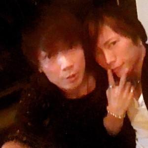 【エンタがビタミン♪】GACKT、綾野剛との2ショットに「いいオトコだな」