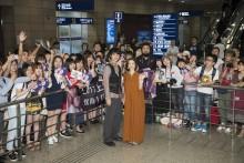 【エンタがビタミン♪】斎藤工、上海で警備員に怒られる 映画『昼顔』で上戸彩と訪中、ファン殺到
