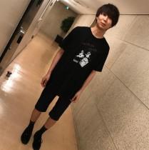 【エンタがビタミン♪】川谷絵音、レアな短パン姿にファン「少年みたい!」