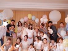 【エンタがビタミン♪】元AAA・伊藤千晃、超豪華なベビーシャワーを披露「私は幸せ者です」