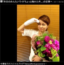 【エンタがビタミン♪】中澤裕子が右手を負傷 痛々しい包帯姿に心配の声「大丈夫?」「何があった?」