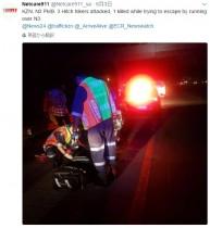 【海外発!Breaking News】強盗から逃れた女性 国道で車にはねられ死亡(南ア)
