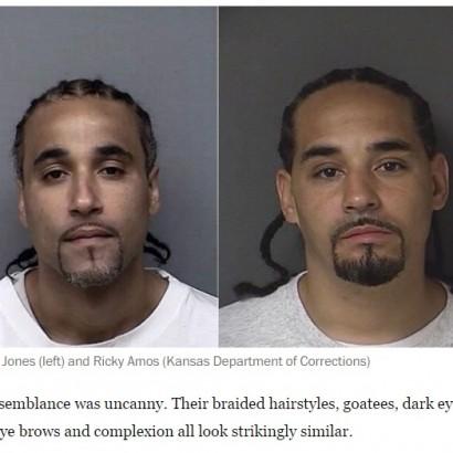 【海外発!Breaking News】真犯人と瓜二つの男性、誤認逮捕で17年服役(米)