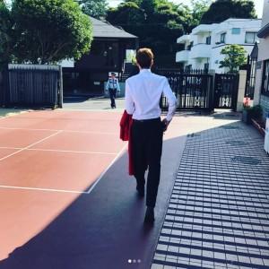 【エンタがビタミン♪】RIKACO、次男の卒業式にウルウル 「嬉しいような寂しいような」