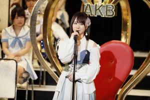 これからのAKB48についても言及した高橋朱里(C)AKS