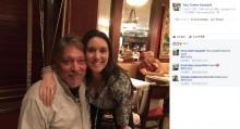 【海外発!Breaking News】40年を経てFBで父親と初対面した女性にインタビュー「父と私はそっくりなの!」(米)