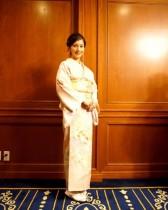 【エンタがビタミン♪】安田美沙子、着物姿で奮闘 お宮参りの記念写真で長男に「かわいく写って欲しくて」