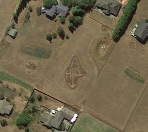 【海外発!Breaking News】隣人へGoogleマップを利用して空から見える嫌がらせ(米)