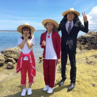 【エンタがビタミン♪】有吉弘行がロケ参加 アンガ田中、にこるんとカメムシ試食に「劇的に面白かった」の声