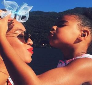 【イタすぎるセレブ達】ビヨンセの娘ブルー・アイヴィー(5歳)、父Jay-Zのアルバムでラップを披露