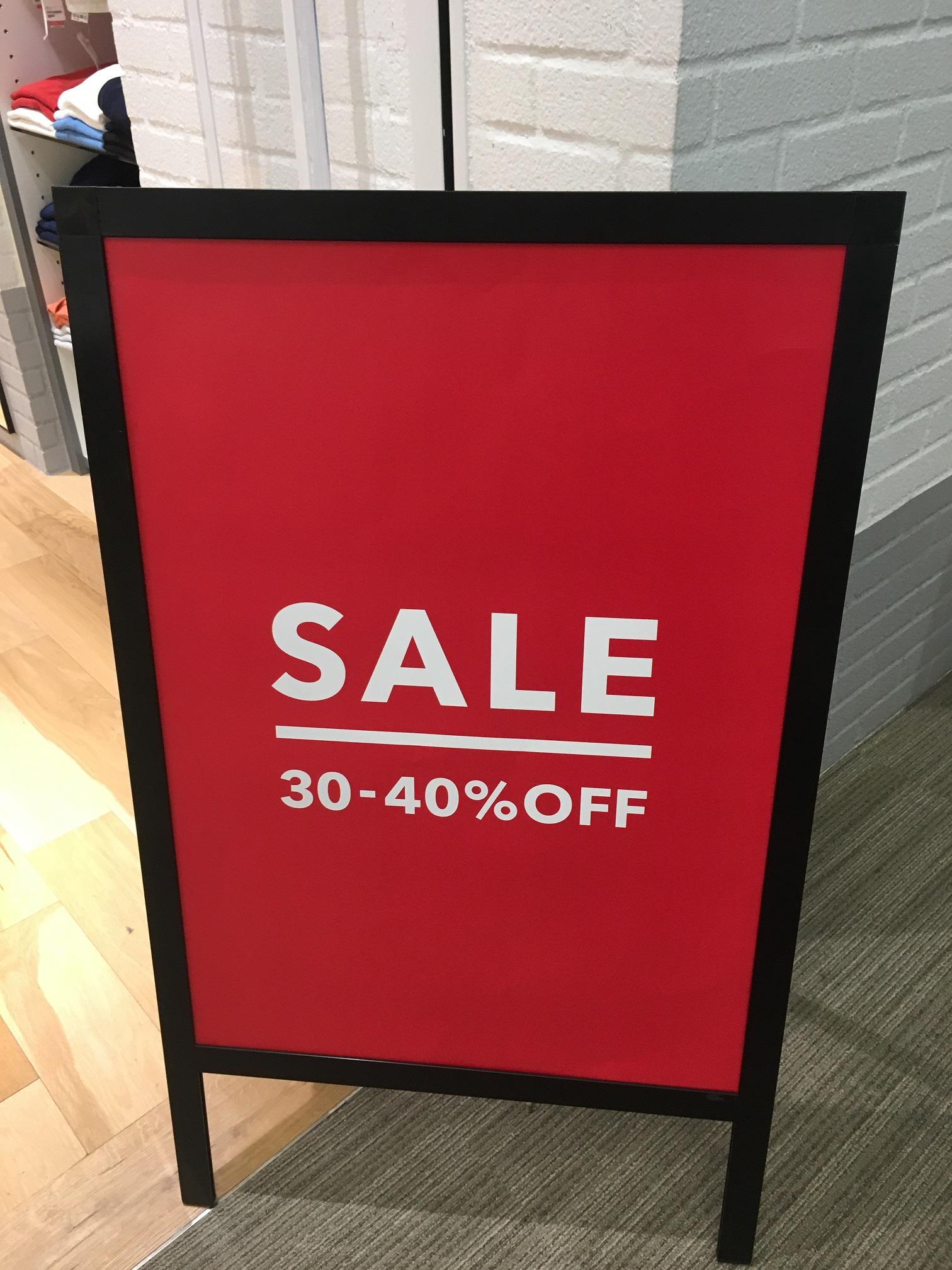セールの勝ち組になる買い物術とは?