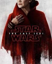 【イタすぎるセレブ達】『スター・ウォーズ』最新作キャラクターポスター完成 レイア姫も美しく最後を飾る