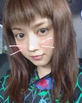 """【エンタがビタミン♪】平愛梨、ザク切り""""オン眉""""にイメチェン「前髪あるだけで気分ハツラツ」"""