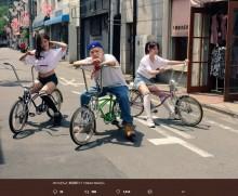 【エンタがビタミン♪】永尾まりや&葉加瀬マイ 韓国アーティスト・ZICO(ジコ)のMVに出演