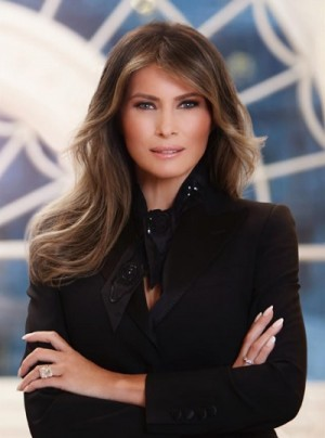 【イタすぎるセレブ達】メラニア夫人 トランプ大統領と敵対する女性キャスターに反論