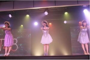 【エンタがビタミン♪】梅田彩佳、NGT48『ラスベガスで結婚しよう』で振付けに挑戦 「キス顔」にこだわる