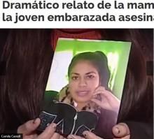 【海外発!Breaking News】元恋人に銃殺された妊娠8か月の女性 元気な赤ちゃんを死の直前に出産(アルゼンチン)