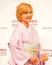 【エンタがビタミン♪】泰葉、亡くなった小林麻央さんへの追悼句を靖国神社に奉納