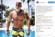 【海外発!Breaking News】35歳男性、髪と髭を真っ白に染め見た目60歳に 「インスタのフォロワーが増えた!」(ポーランド)