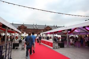 「ミシュランガイド・フードフェスティバル2017 in 横浜」会場